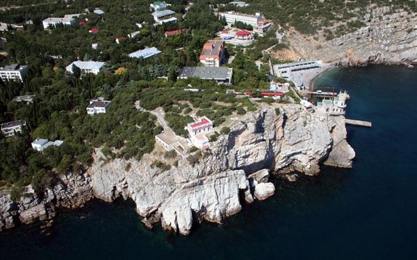 Гаспра - один из лучших курортов Крыма