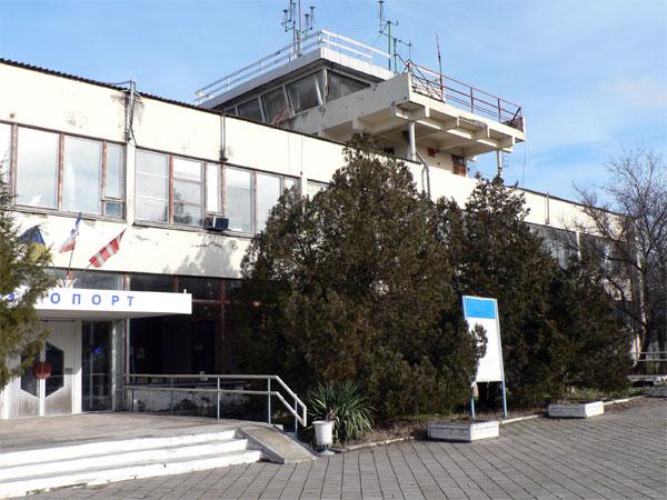 Аэропорт Керчь 2012