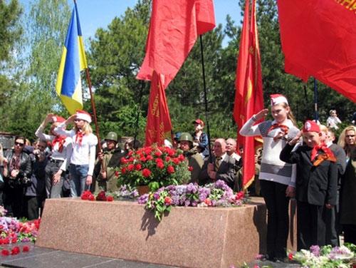 в городе-герое Севастополе прошли праздничные мероприятия, посвящённые Дню Победы.