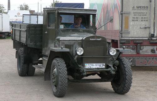 УралЗИС в Керчи
