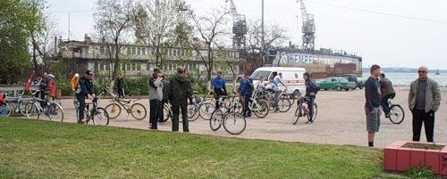 Велоспорт в Керчи
