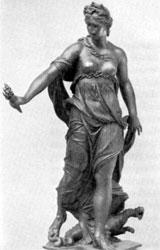 богиня плодородия Церера