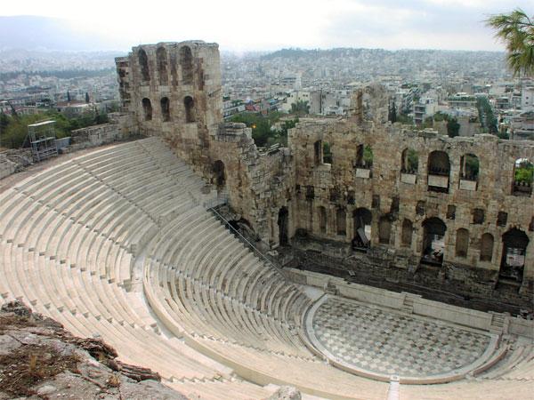 греция-театр