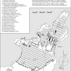 Карта Милета
