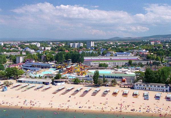 Анапа пляж