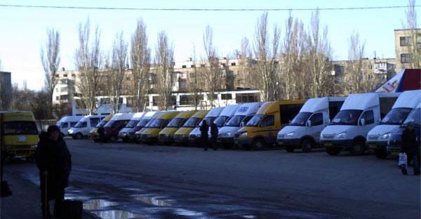 Керчь, Автовокзал