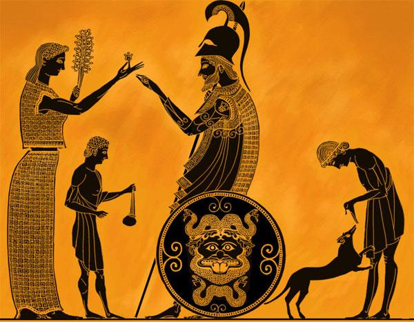 История Керчи > Культура и быт в древнем Пантикапее