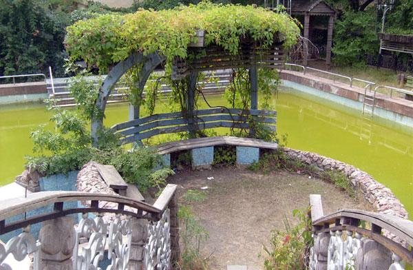 Гагаринский парк в Керчи