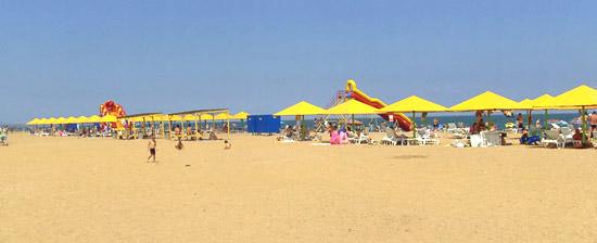 Керченский городской пляж