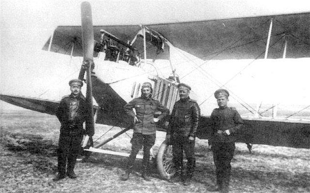 Российская авиация зародилась в Севастополе