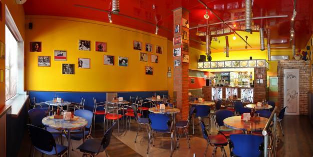 """Кафе-бар """"Жар пицца"""" в Керчи"""