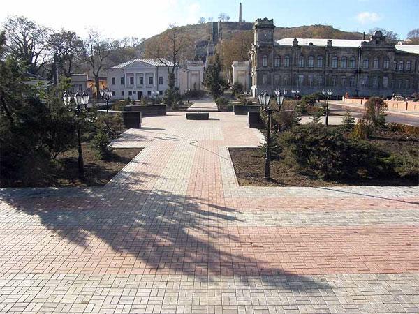 девичий институт, гимназия в Керчи