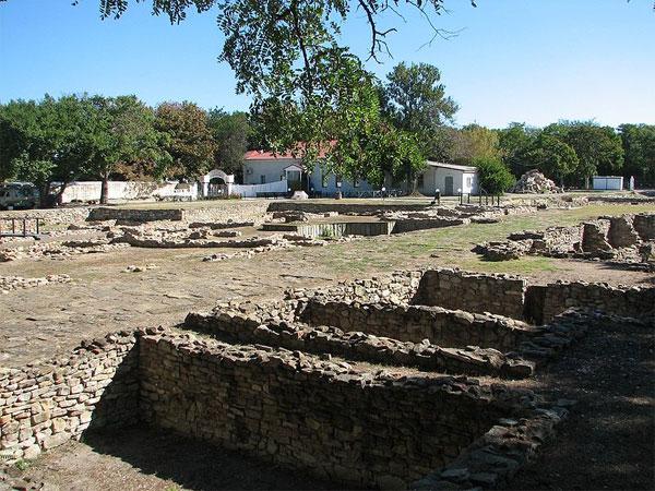 Древнегреческий город Горгиппия