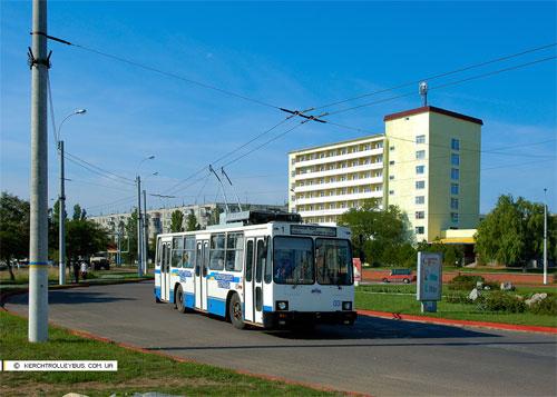 Керчь троллейбус