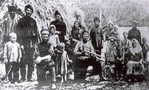 Старообрядцы - переселенцы