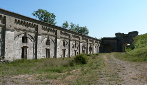 Крепость Керчь - как экскурсионный объект