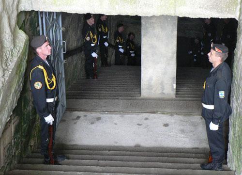В Керчи открыли выставку «Реквием Крымскому фронту»