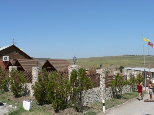 Страусовая ферма Экзотик в Керчи, пос. Подмаячный