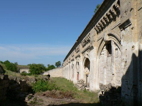 Уборка в Крепости Керчь