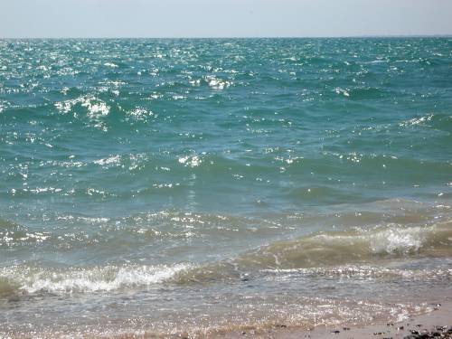 Море в Евпатории