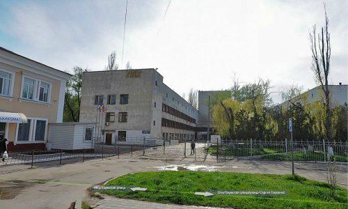 Керченская Горбольница №1, им. Пирогова