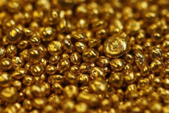 Золото - металл