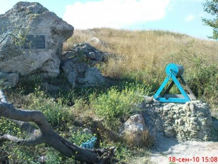 древний колодец с водой, Баксы