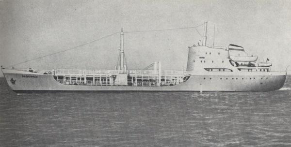 танкер типа «Баскунчак»