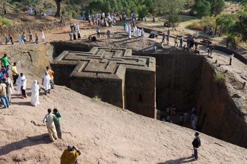 120317 Christmas in Lalibela 1