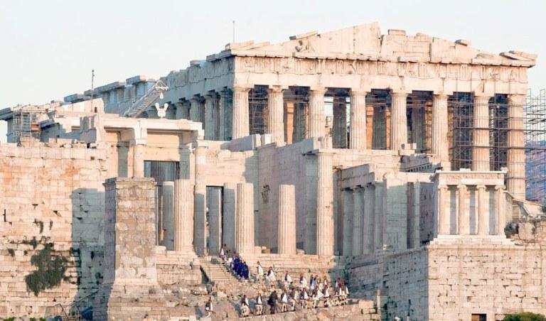 Parthenon-Acropolis