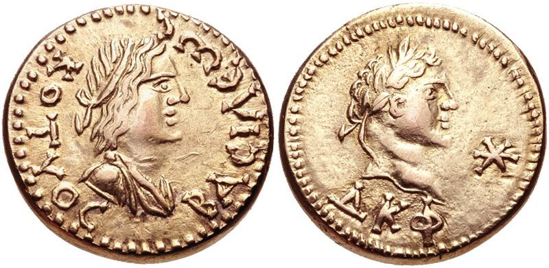 Статер  Котис III 227/228 - 233/234