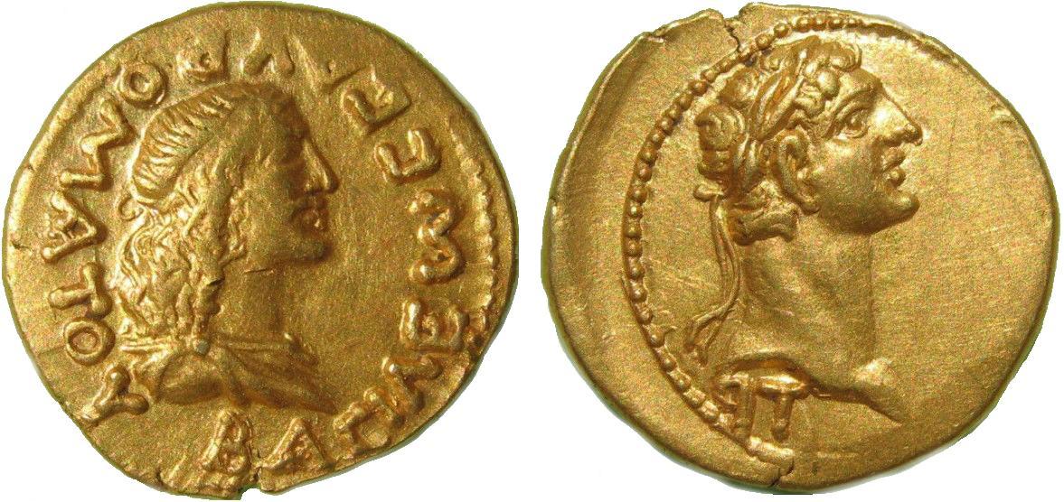 Савромат I, 93/94-123/124 гг н.э.