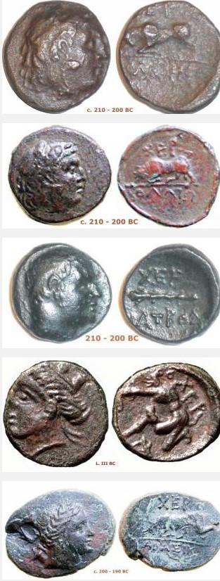 Монеты херсонеса купить печатка третьего флота