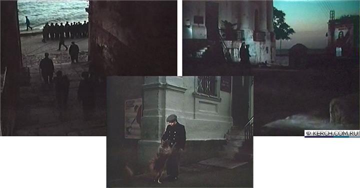 Кадры из фильма «Улица младшего сына», 1962 год