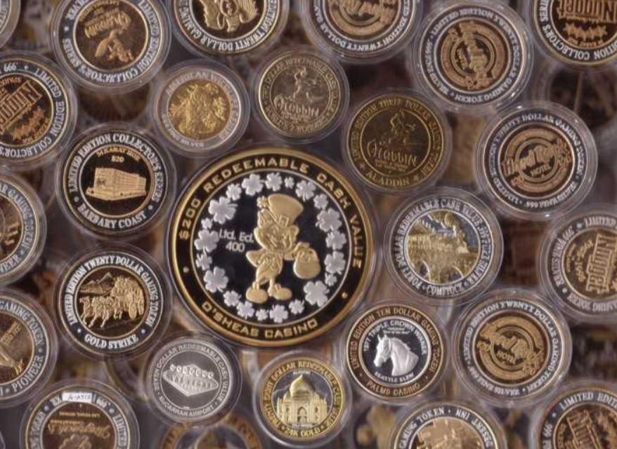 silver strike coins