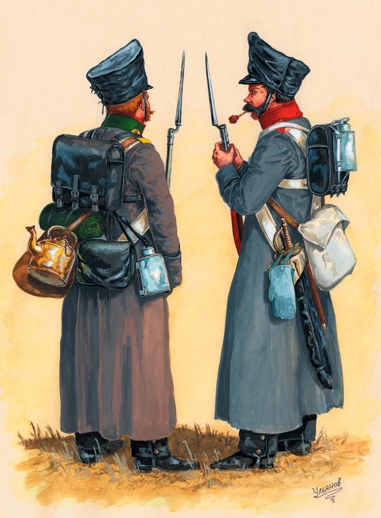 Ранец-1812